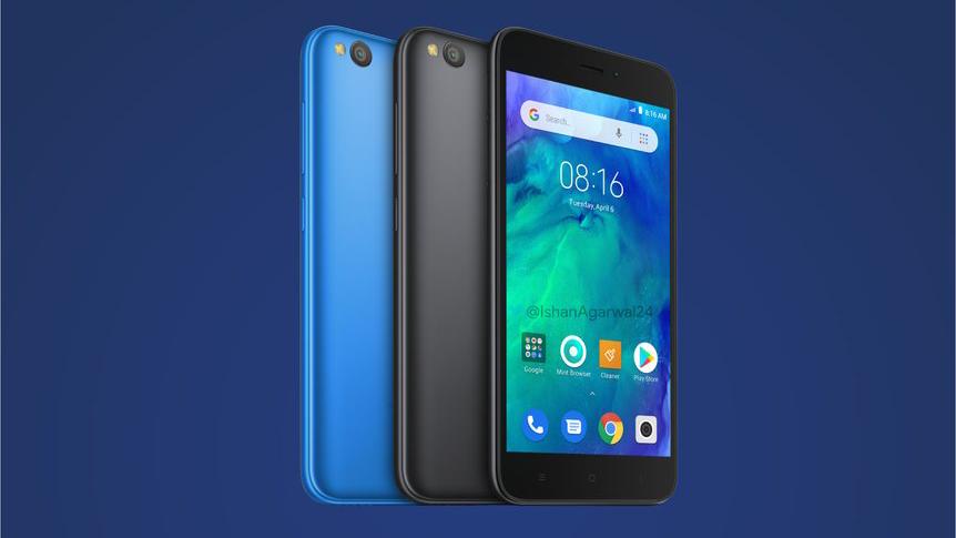 Redmi Go rò rỉ màn hình 16:9, Snapdragon 425, 1GB RAM, chạy Android Go, khoảng 70 USD