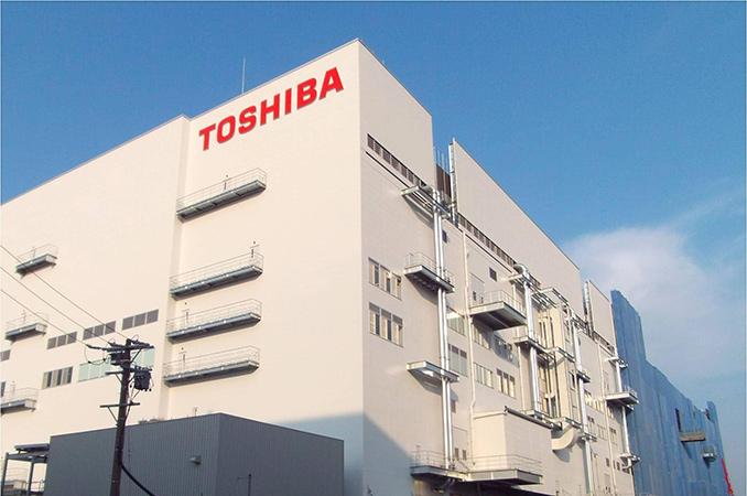 Smartphone năm 2019 có thể dùng bộ nhớ UFS 3.0 mới của Toshiba