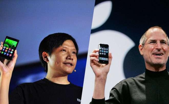 """Apple và Xiaomi """"dắt tay nhau"""" cùng giảm doanh số tại Trung Quốc, Huawei thăng hoa"""