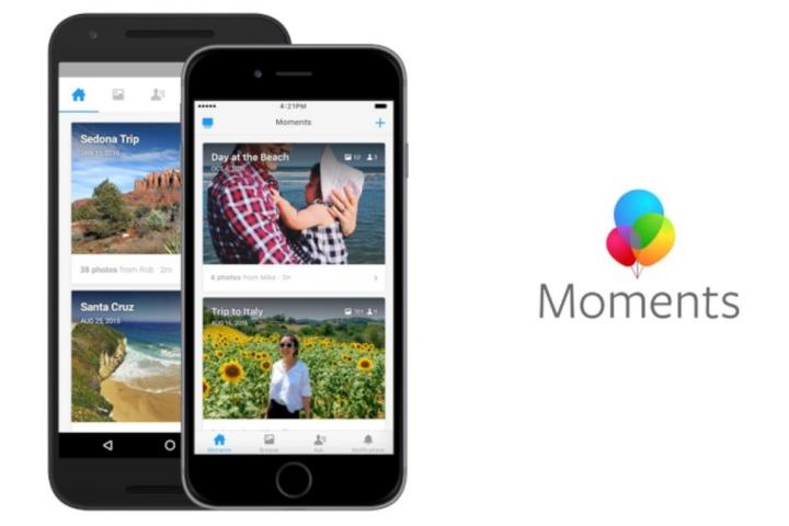 Quá ít người sử dụng, Facebook quyết định xóa sổ ứng dụng Moments