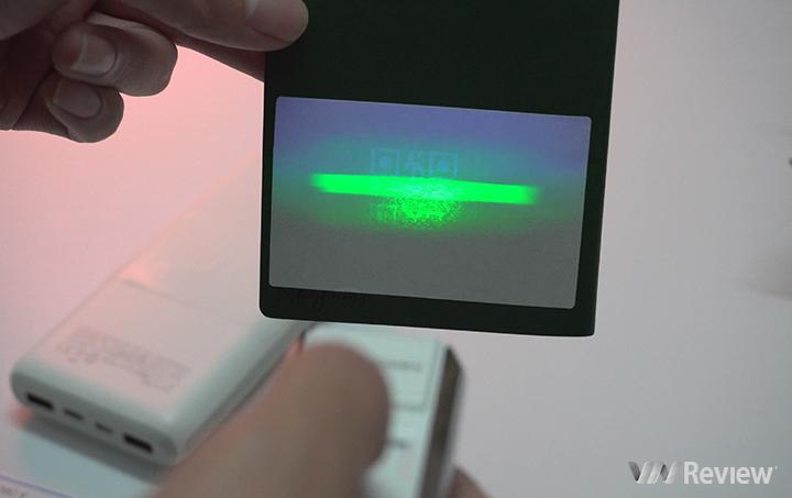 Trải nghiệm Opticon OPN 3002N UV: lần đầu tiên quét được mã vạch chìm in bằng mực UV
