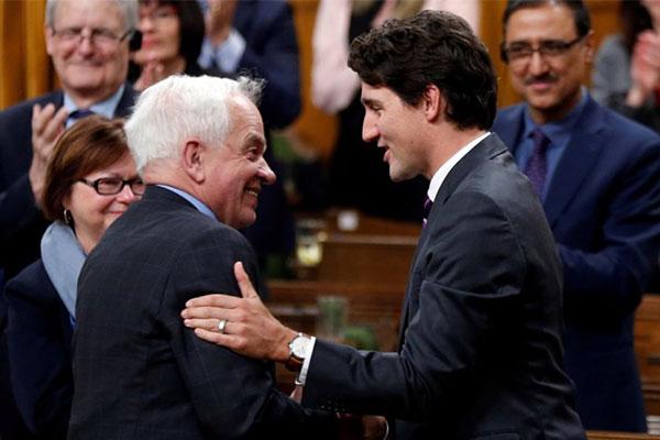 Đại sứ Canada tại Trung Quốc nói gì về vụ Mạnh Vãn Châu mà bị sa thải?