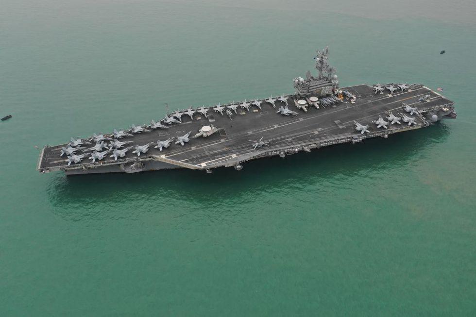 Tên lửa siêu thanh Trung Quốc 'có thể đánh chìm tàu sân bay Mỹ'