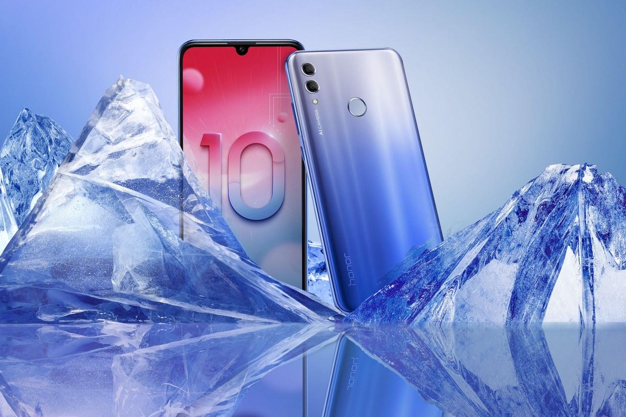 Honor 10 Lite chính thức ra mắt VN: màn hình giọt nước, camera selfie 24MP, Kirin 710, giá 5,3 triệu đồng
