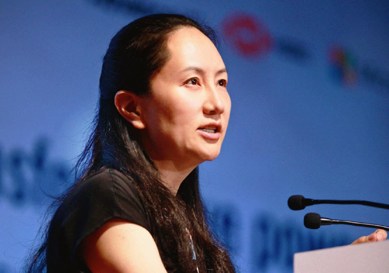 """Mỹ chính thức gửi yêu cầu dẫn độ """"công chúa"""" Huawei Mạnh Vãn Châu"""