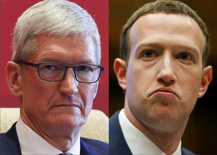 Apple đang trừng phạt Facebook vì vi phạm các quy tắc của họ