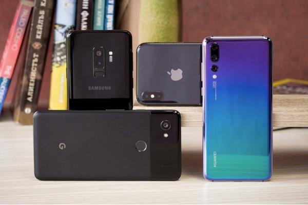 2018: Doanh số smartphone toàn cầu suy giảm nghiêm trọng