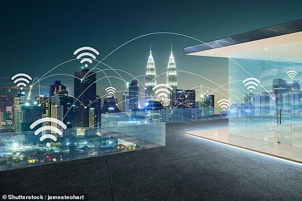 Đã tìm ra cách sạc smartphone bằng sóng Wi-Fi