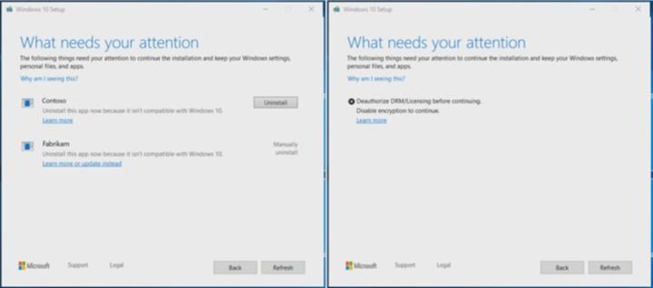 Thông báo lỗi thiết lập Windows sẽ sớm trở nên rĩ ràng và hữu ích hơn