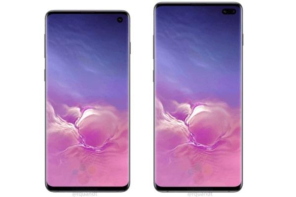 Samsung Galaxy S10 lộ ảnh báo chí chính thức
