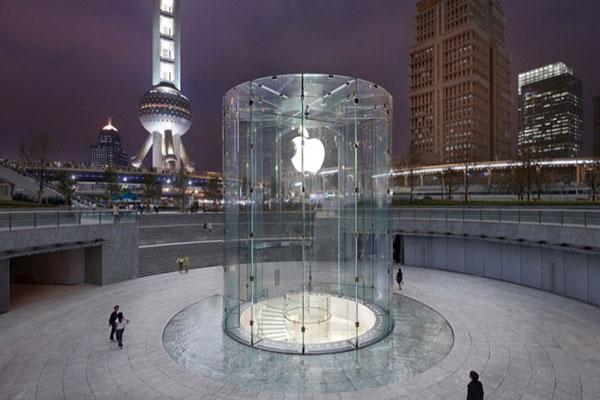 """Chiêm ngưỡng 14 Apple Store """"chất"""" nhất quả đất"""