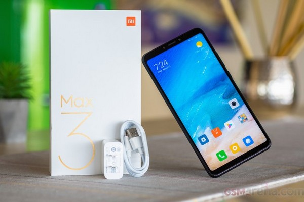 Rò rỉ Xiaomi Mi Max 4 và Max 4 Pro có màn hình 7.2 inch, pin 5.800mAh hỗ trợ sạc nhanh 18W
