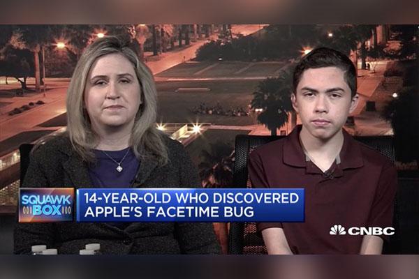 Cậu bé 14 tuổi phát hiện lỗi Group FaceTime sẽ được Apple trả thưởng 25.000 USD?