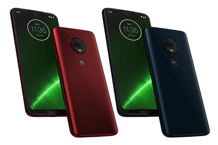 Motorola chính thức giới thiệu 2019 Moto G series: Moto G7, G7 Play, G7 Power và G7 Plus