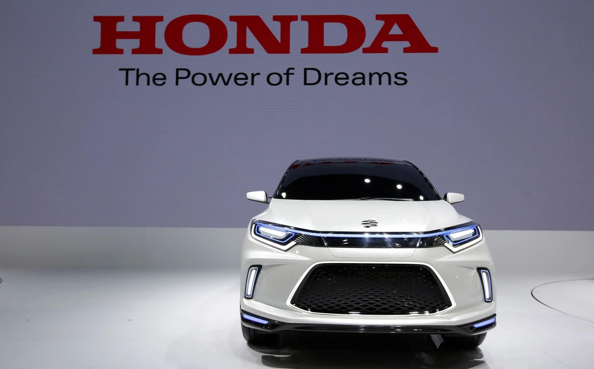 Xe điện Honda sẽ dùng pin Trung Quốc cho đến năm 2027