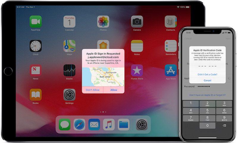 Apple bị kiện vì không cho phép người dùng tắt tính năng xác thực hai yếu tố