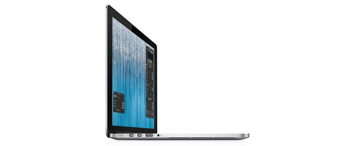 Đánh giá MacBook Pro màn hình Retina