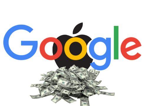 Apple có thể được Google trả hơn 9 tỷ USD năm 2018