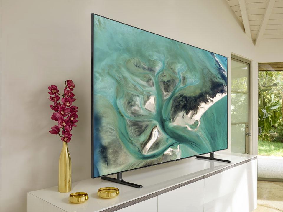 Samsung công bố danh sách TV năm 2019: 41 mẫu, TV 8K khởi điểm từ 5.000 USD