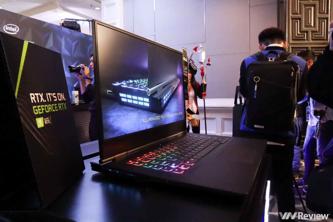 """Trên tay Lenovo Legion Y740: laptop gaming RTX 2080 Max-Q cho game thủ """"ẩn mình"""""""