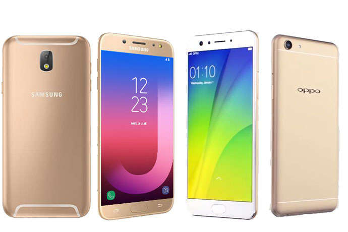 Samsung bại trận trước Oppo trong Q4/2018 ở Thái Lan