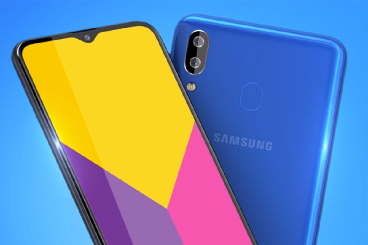 Samsung Galaxy M20 chính thức lên kệ ở Việt Nam: pin 5.000 mAh, giá 4,99 triệu đồng