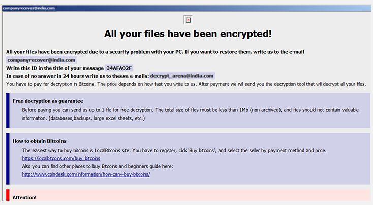 """Hacker """"tặng quà 14/2"""": phát tán mã độc tống tiền W32.WeakPass"""