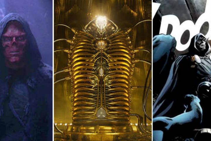 6 ác nhân trong thế giới Marvel có thể thay thế Thanos trong Phase 4 của MCU