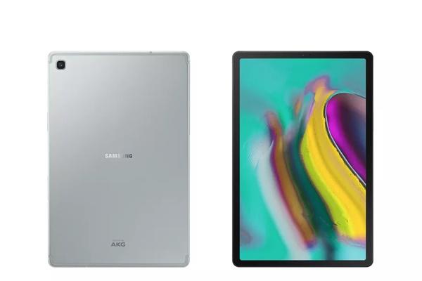 Galaxy Tab S5e chính thức ra mắt: máy tính bảng mỏng và nhẹ nhất của Samsung
