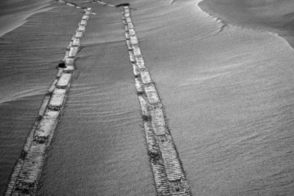 Những hình ảnh của robot Opportunity trong hành trình 14 năm ròng rã trên sao Hỏa