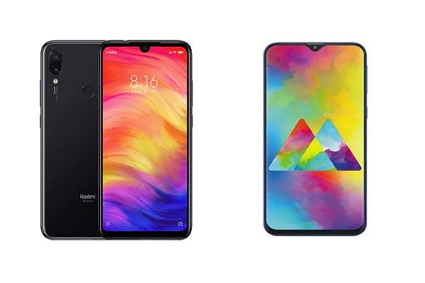 So sánh cấu hình Galaxy M20 và Redmi Note 7: chọn Hàn hay Trung?