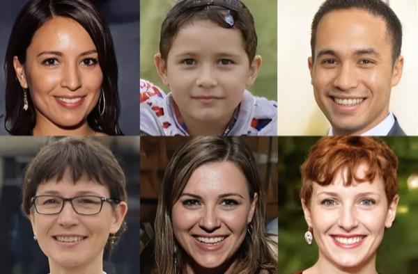 Website này sử dụng AI để tạo ra những khuôn mặt không có thật
