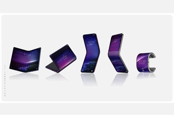 TCL đang phát triển smartphone gập siêu độc đáo, có thể biến thành smartwatch