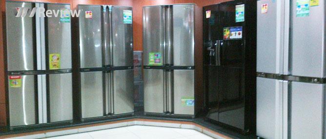 Đau đầu vì mua tủ lạnh side-by-side