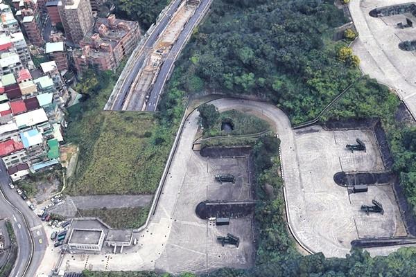 Google Earth vô tình tiết lộ địa điểm quân sự bí mật của Đài Loan