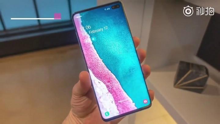 Samsung Galaxy S10 ra mắt