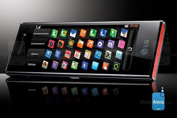 Trước Sony, bạn có nhớ đâu là chiếc điện thoại có màn hình 21:9?
