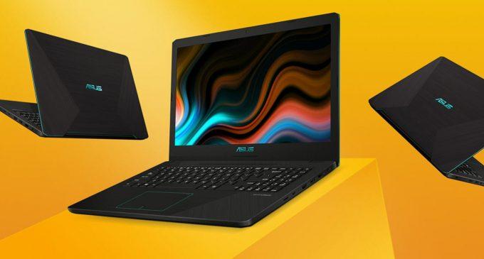 ASUS ra mắt F570, laptop gaming AMD Ryzen Mobile đầu tiên của hãng này
