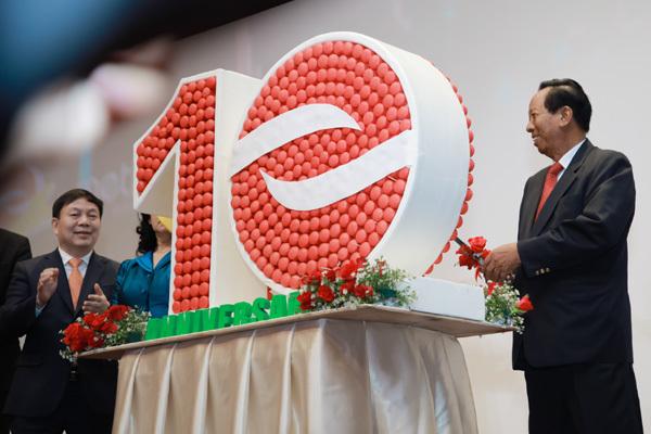 Sau 10 năm, Viettel tại Campuchia thu gấp gần 6 lần vốn đầu tư