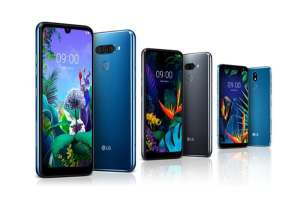 LG trình làng 3 smartphone giá rẻ trước thềm MWC, máy đắt nhất có tới 3 camera sau