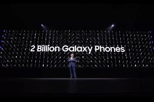 Chưa đầy một thập kỷ, Samsung đã bán được 2 tỷ smartphone Galaxy