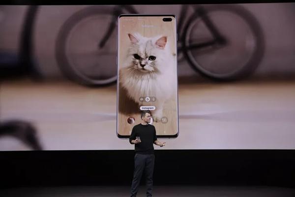 Galaxy S10 sẽ có chế độ Instagram được tích hợp trong phần mềm camera
