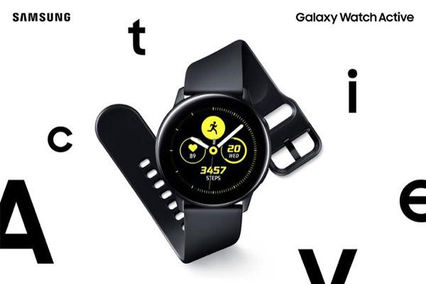 Samsung ra mắt 2 thiết bị đeo mới: Galaxy Watch Active và Galaxy Fit