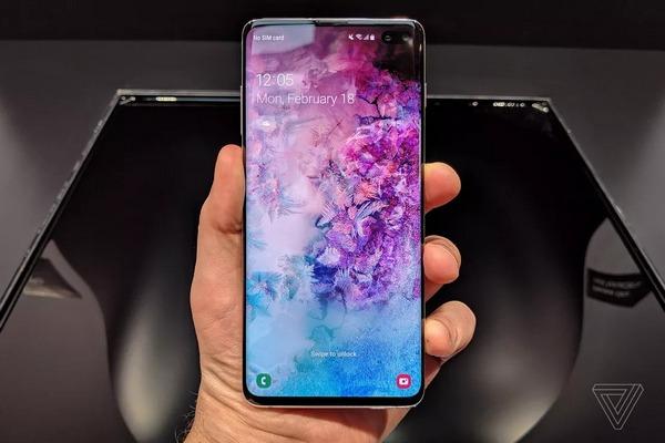 Điểm benchmark Galaxy S10+ bao nhiêu?