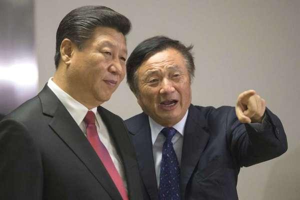 Nhậm Chính Phi: Chúng tôi sẽ không bao giờ đưa thông tin cho chính phủ Trung Quốc