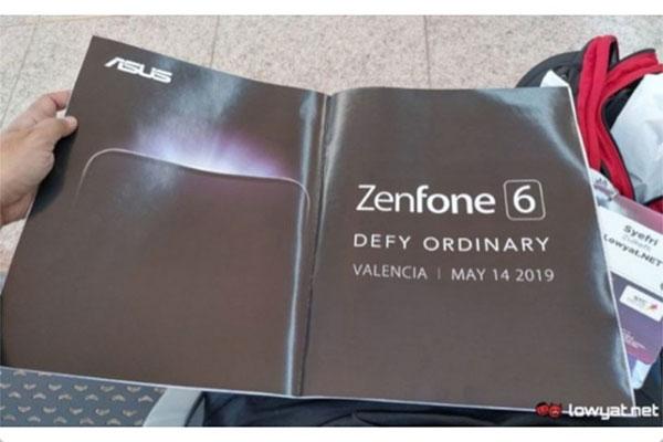 """Asus ZenFone 6 không tham gia """"đại tiệc"""" MWC, sẽ ra mắt ngày 14/5"""
