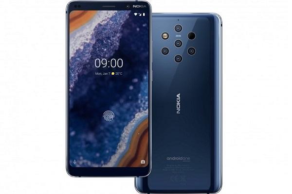 Nokia 9 PureView chính thức: tổng cộng 7 camera, Snapdragon 845, giá 700 USD