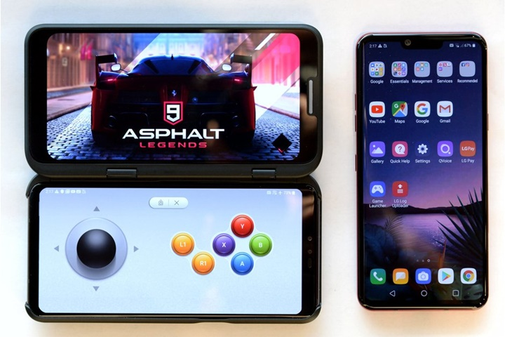 [MWC 2019] LG V50 chính thức ra mắt: smartphone 5G với trải nghiệm màn hình kép đầu tiên của công ty