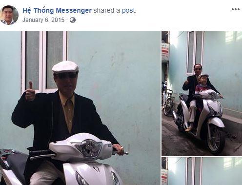 tại sao facebook bị đổi tên thành hệ thống messenger