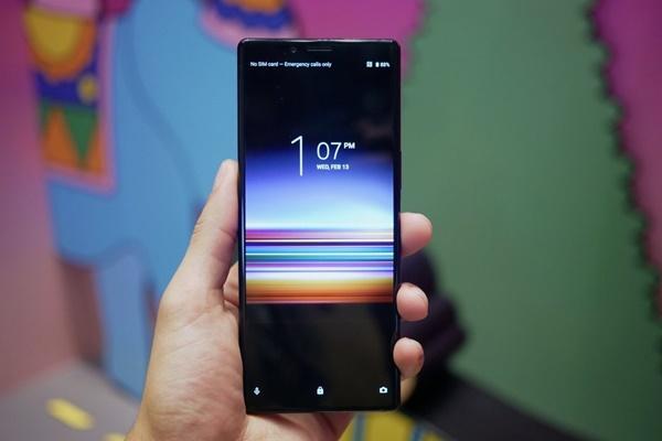 [MWC 2019] Trên tay nhanh Sony Xperia 1: màn hình 'tràn đáy' với hệ thống 3 camera